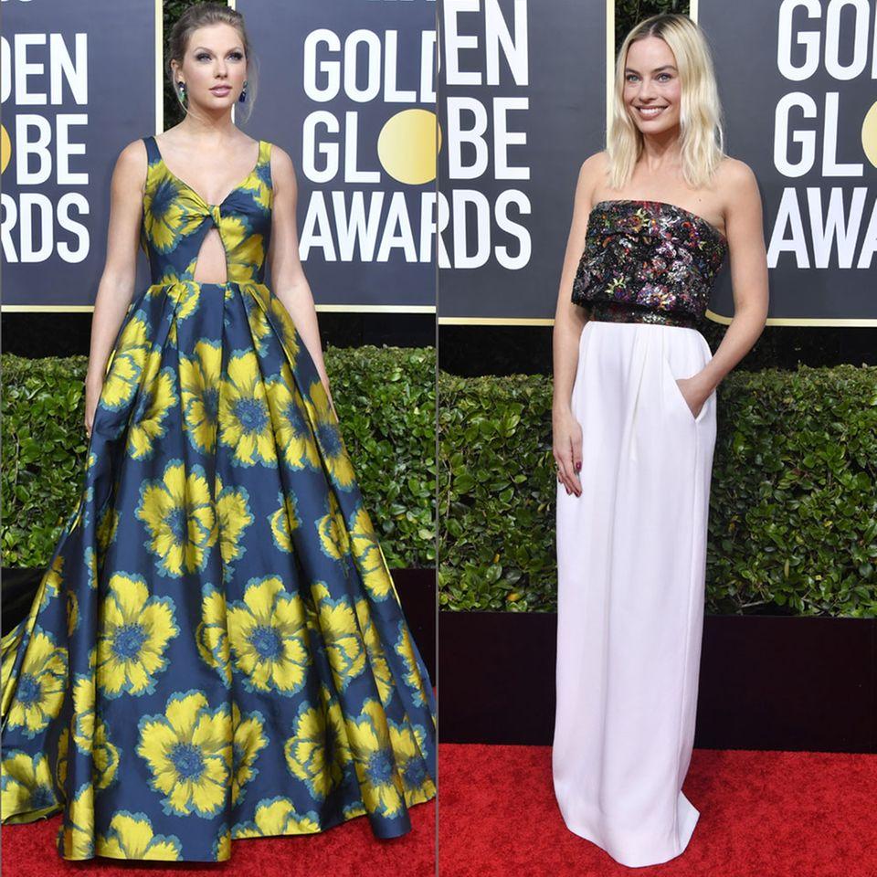 Golden Globes 2020: Die Tops und Flops vom Red Carpet