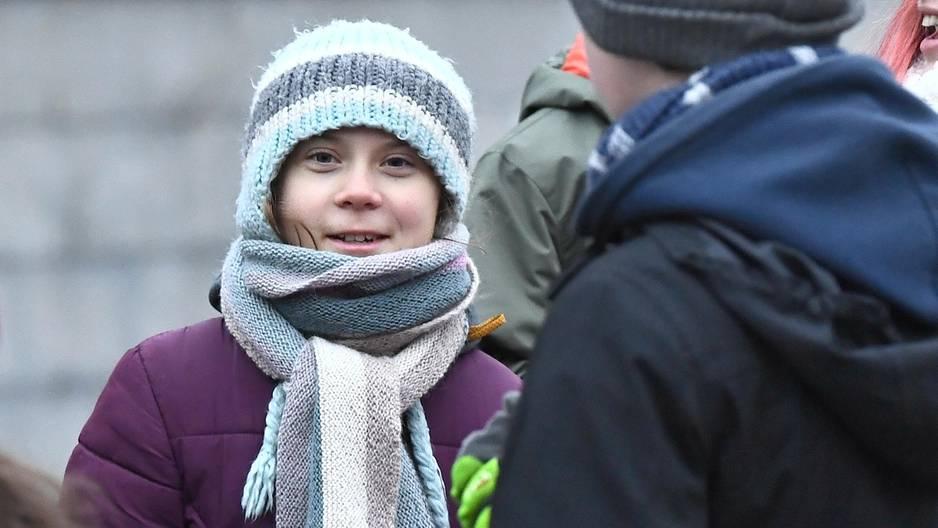 Greta Thunberg: Lustige Twitter-Reaktion