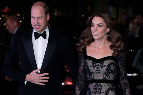 William und Kate: Statement zum Australien-Feuer