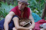 Indira Weis und Jay Khan im Dschungelcamp
