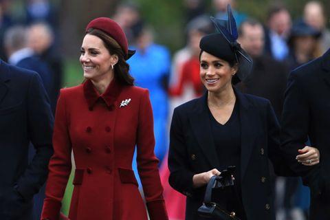 Royaler Fototrick: So seht ihr auf Fotos immer super aus wie Kate und Meghan: Foto von Kate und Meghan