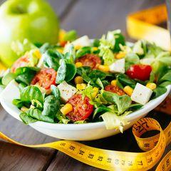 Diäten 2020: Salat