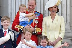Prinz William & Herzogin Catherine mit Kindern