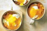 Mango-Joghurt-Dessert