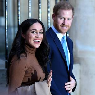 Meghan und Prinz Harry in Kanada