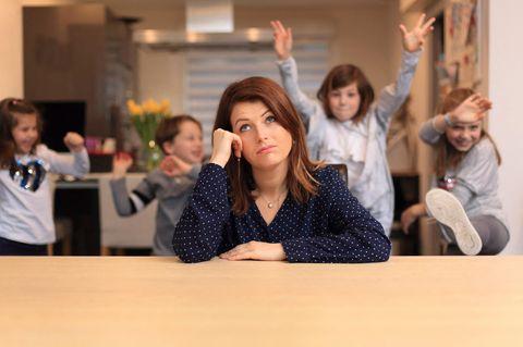 Neue Studie enthüllt: Mütter sind auch nur Menschen