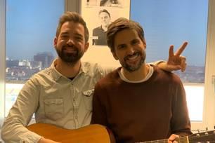 Gerrit Rüsken und Tom Beck im Podcast-Interview