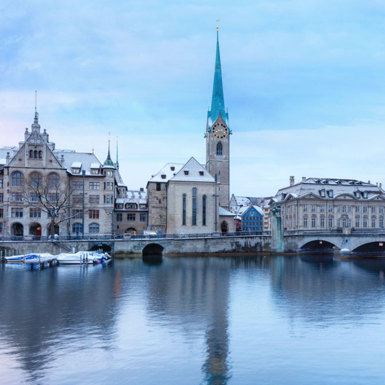 Kurztrip im Winter: Zürich im Winter