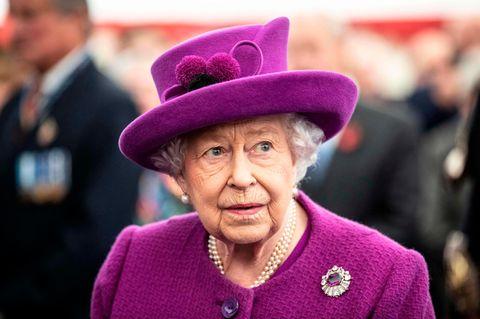 Harry & Meghans Schock-Nachricht: Die Queen wurde eiskalt erwischt
