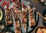 Zwiebelkuchen mit Schwarzwälder Schinken