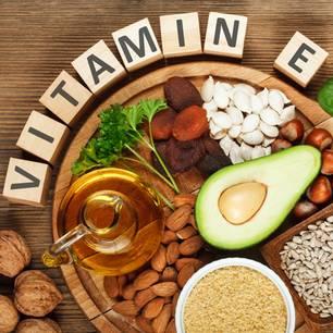 Vitamin E-Öl: Vitamin E reiche Nahrungsmittel