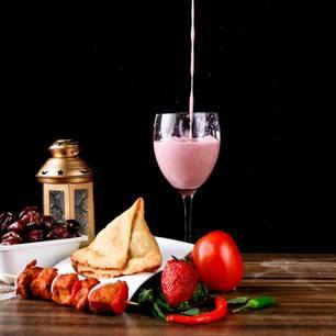 Rotwein-Milkshakes: Das Trendgetränk des Winters