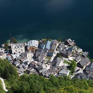 Hallstat in Österreich