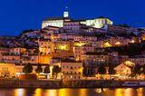 Kurztrip im Winter: Die Altstadt von Coimbra bei Nacht
