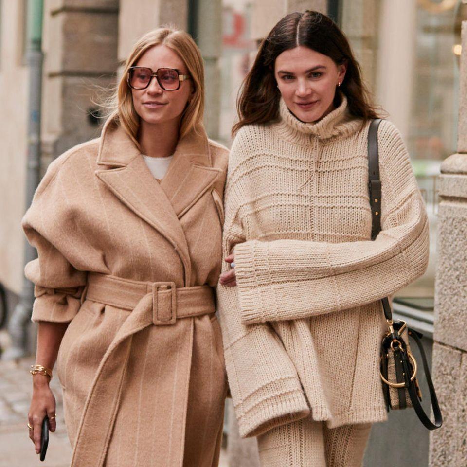 Oversize ist Trumpf! : 5 Kleidungsstücke, die wir zu groß kaufen sollten