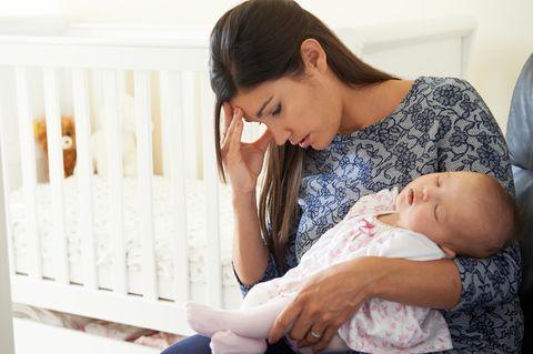 Eltern erzählen: Da wusste ich, dass ich keine Kinder mehr wollte