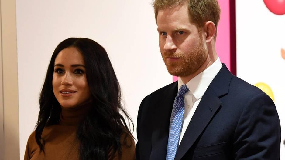 """Meghan Markle und Prinz Harry: Was folgt auf den """"Megxit""""?"""