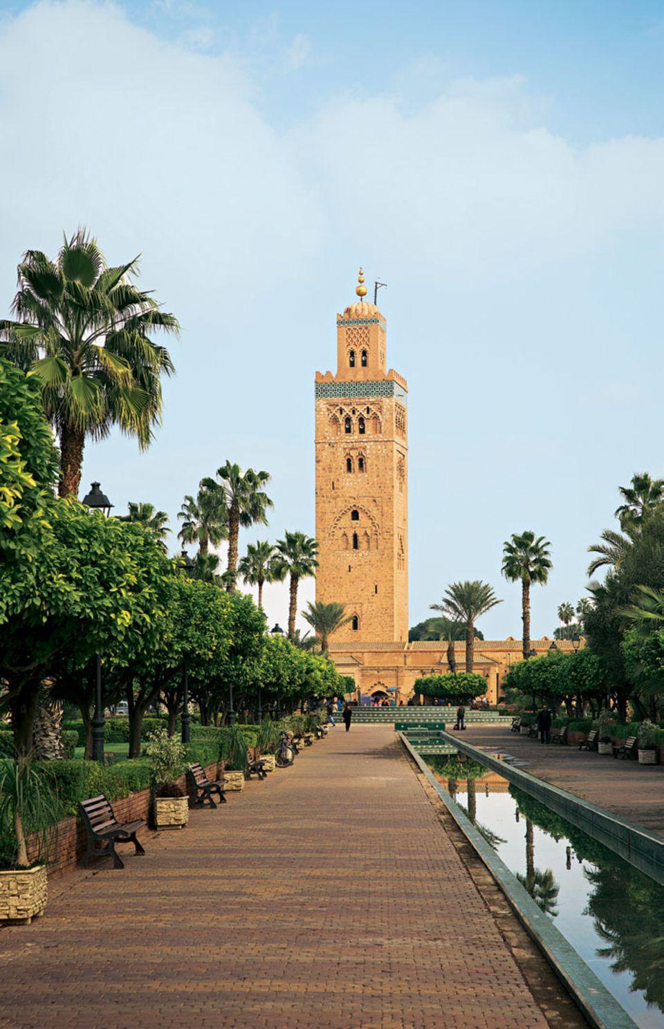 Marrakesch-Tipps: Koutoubia-Moschee