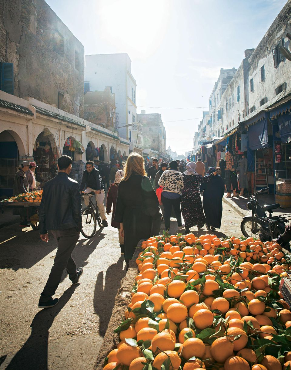 Marrakesch-Tipps: Markt in Essaouira