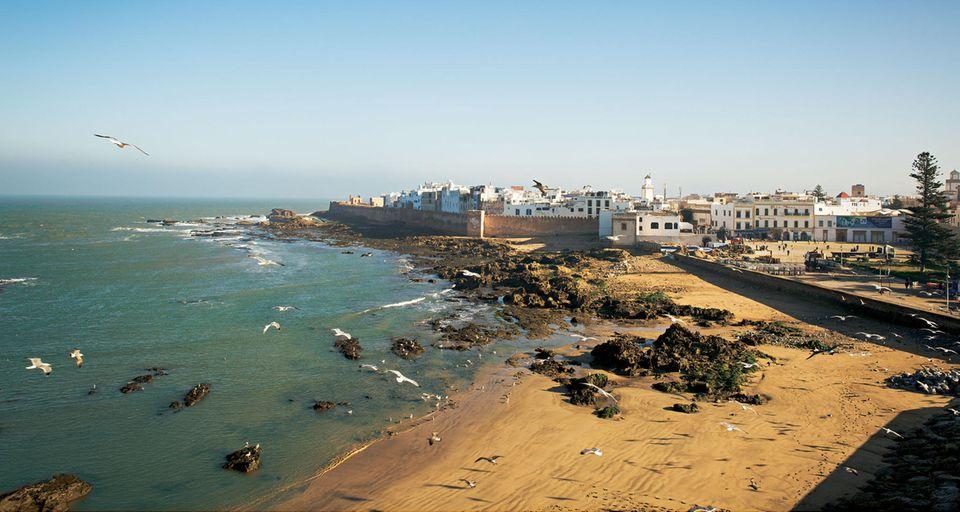 Marrakesch-Tipps: Strand in Marraksch