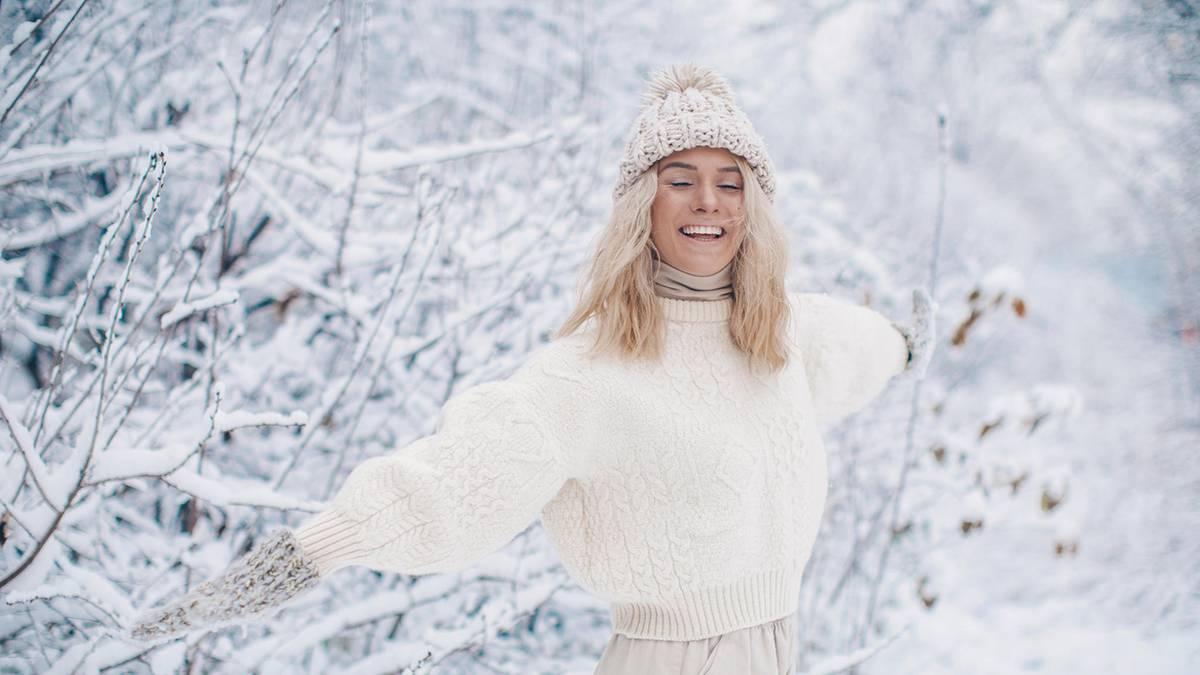 Beauty-Tipps für den Winter: Hello, Miss Frosty!