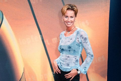 Sonja Zietlow: posiert