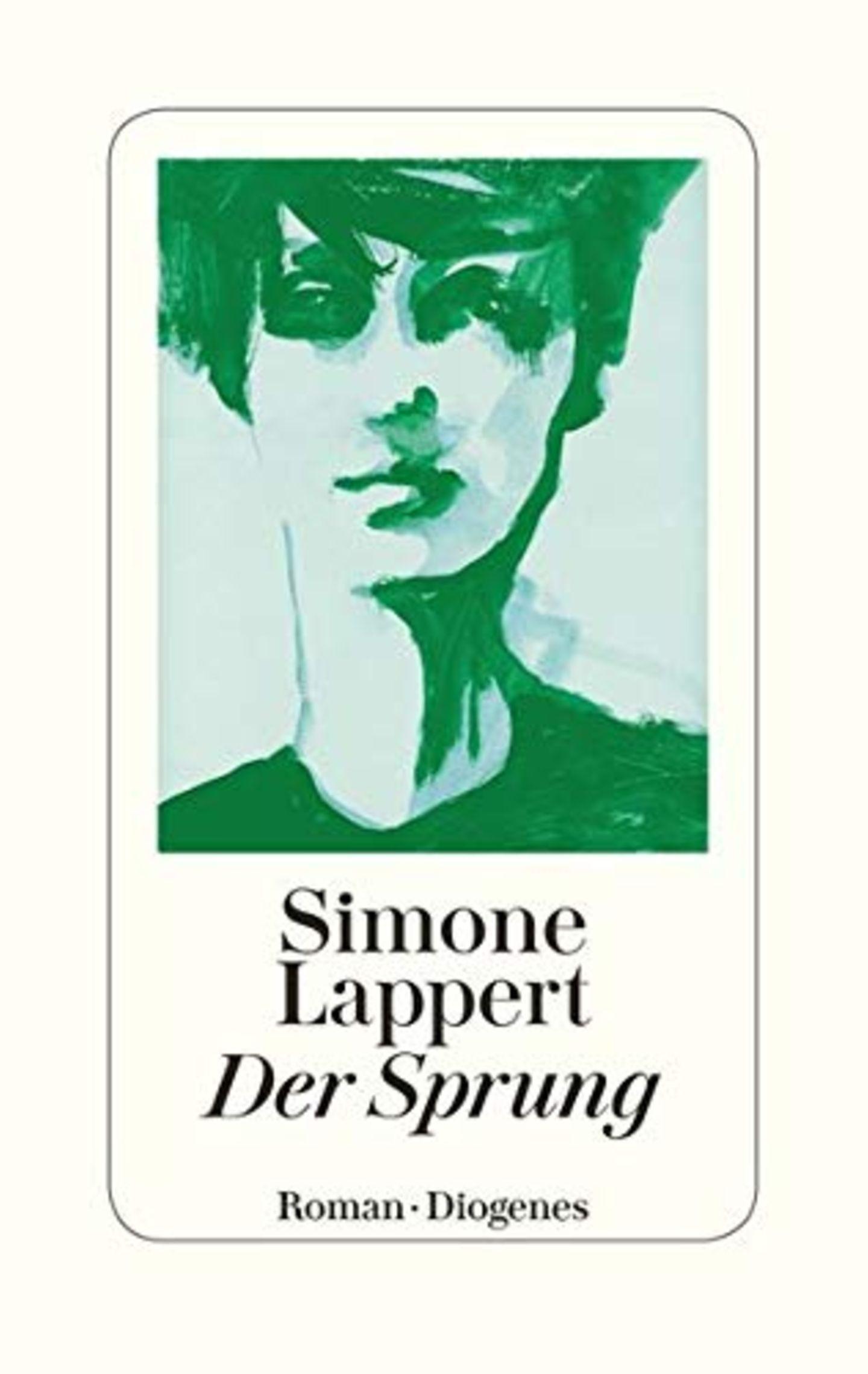 Der Sprung – Simone Lappert