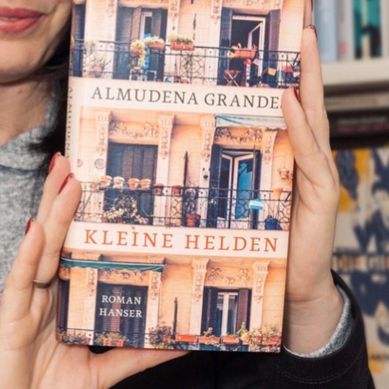 Kleine Helden – Almudena Grandes