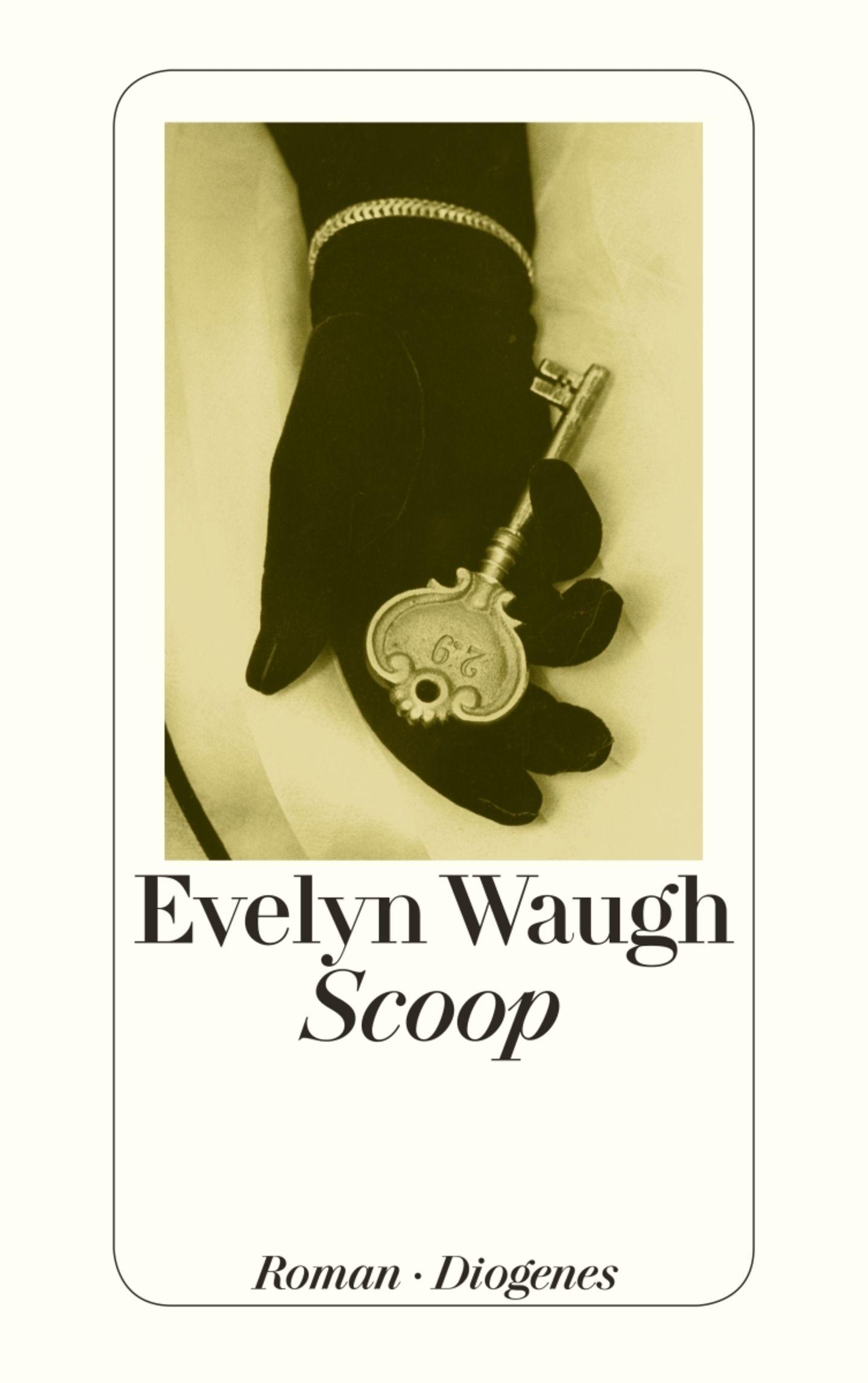 Scoop von Evelyn Waugh
