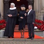 Jan Fedder: Pastor Alexander Röder, Ehefrau Marion Fedder und Produzent Jörg Pawlik