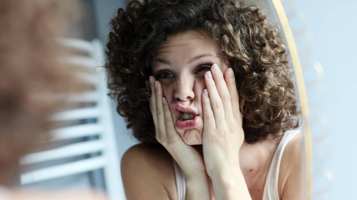 Wieder PMS: Die wütenden Tage im Tränenmeer