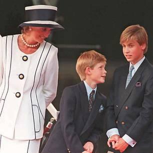 Lady Dianas Bodyguard enthüllt, wie früh Harry um seine Freiheit kämpfte
