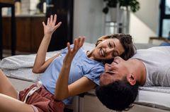 Sexuelle Offenheit: Muss ich von meinen Fantasien erzählen?: Frau und Mann