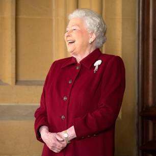 Queen Elizabeth II. 2011