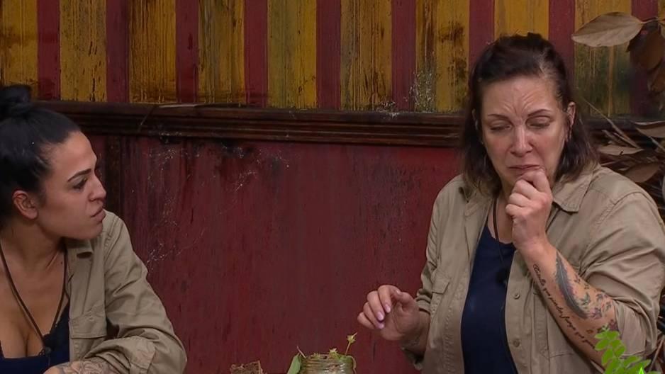 """""""Ich bin ein Star""""-Vorschau: Danni Büchner kämpft gegen Ekel-Kuchen"""