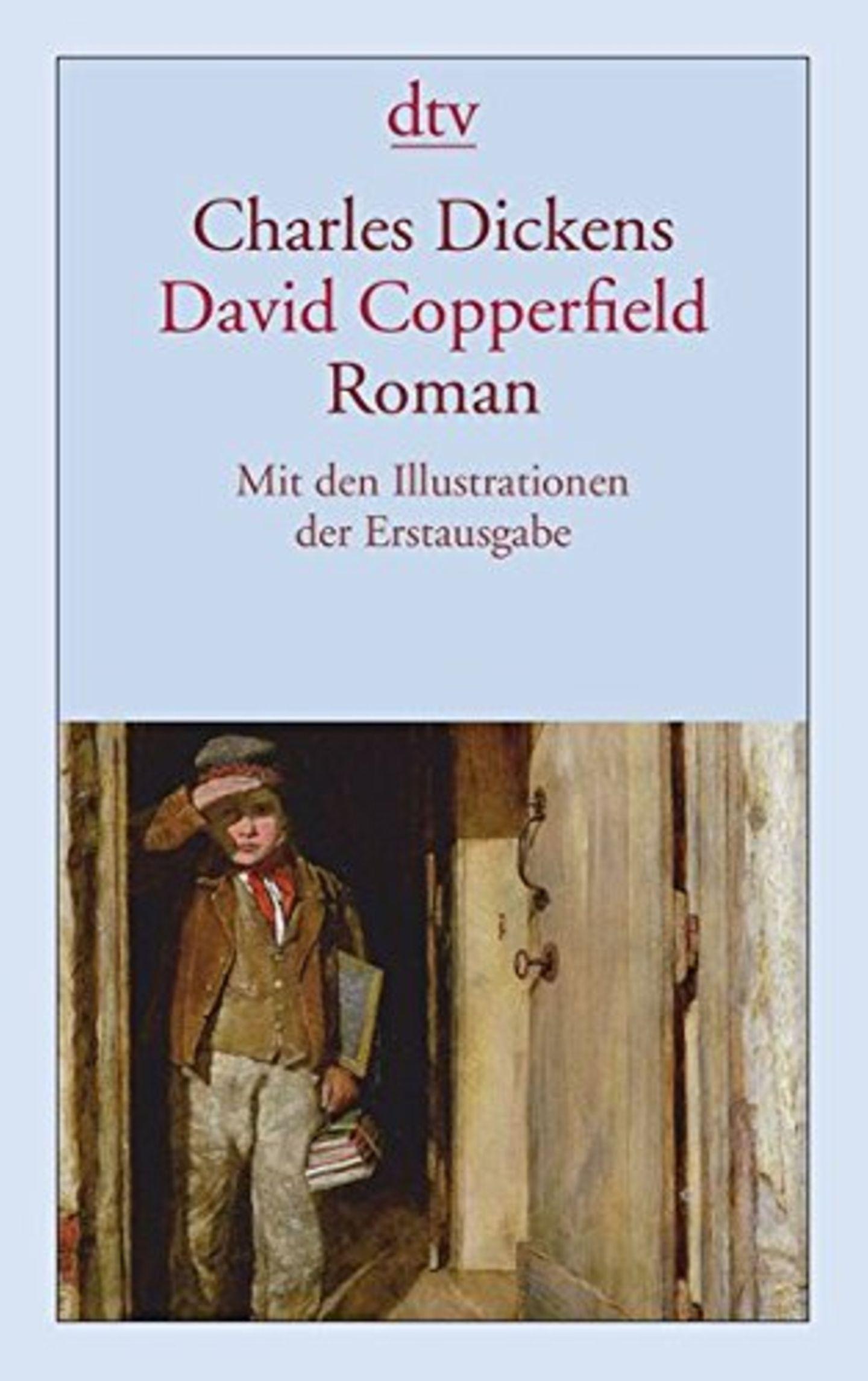 David Copperfield von Charles Dickens