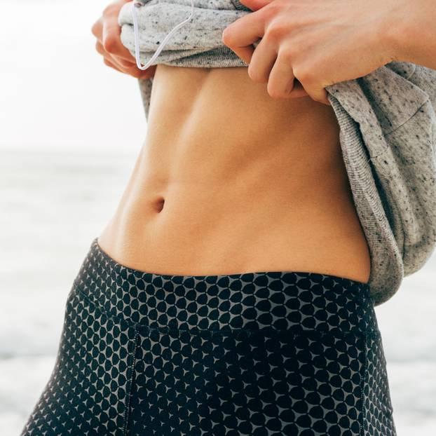 Flacher Bauch: Dieses Lebensmittel hilft