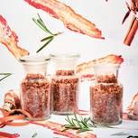 Bacon-Salz mit Zimt