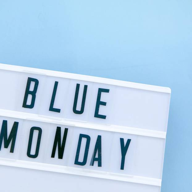 Blue Monday: heute ist der traurigste Tag des Jahres