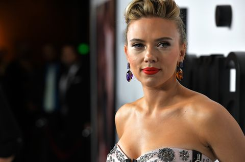 Scarlett Johansson: Endlich ohne Superkräfte