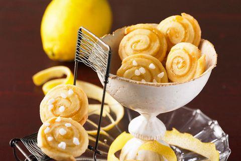 Zitronenschnecken