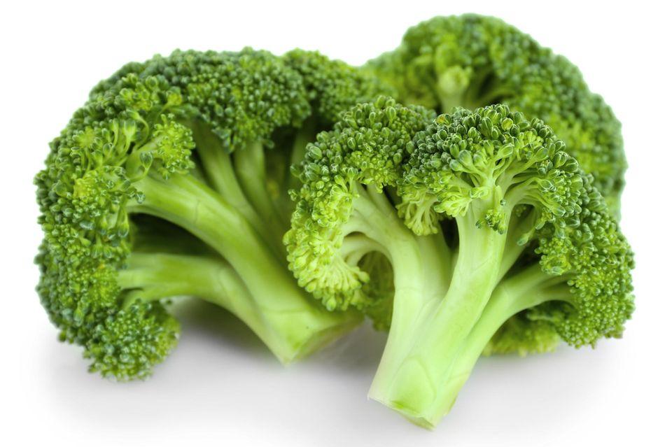 Power-Gemüse: Brokkoli