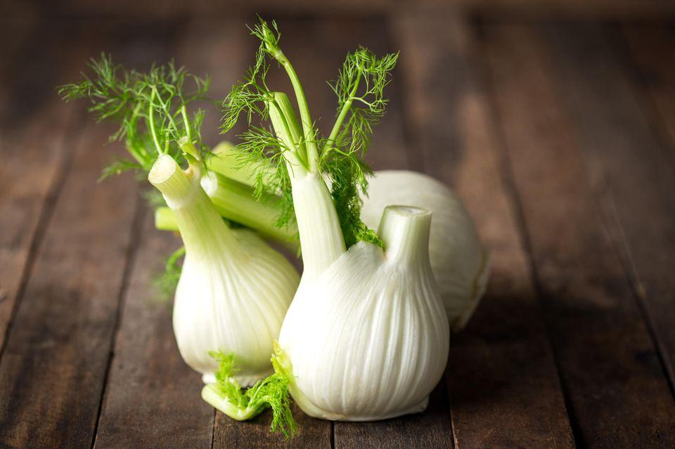 Power-Gemüse: Fenchel