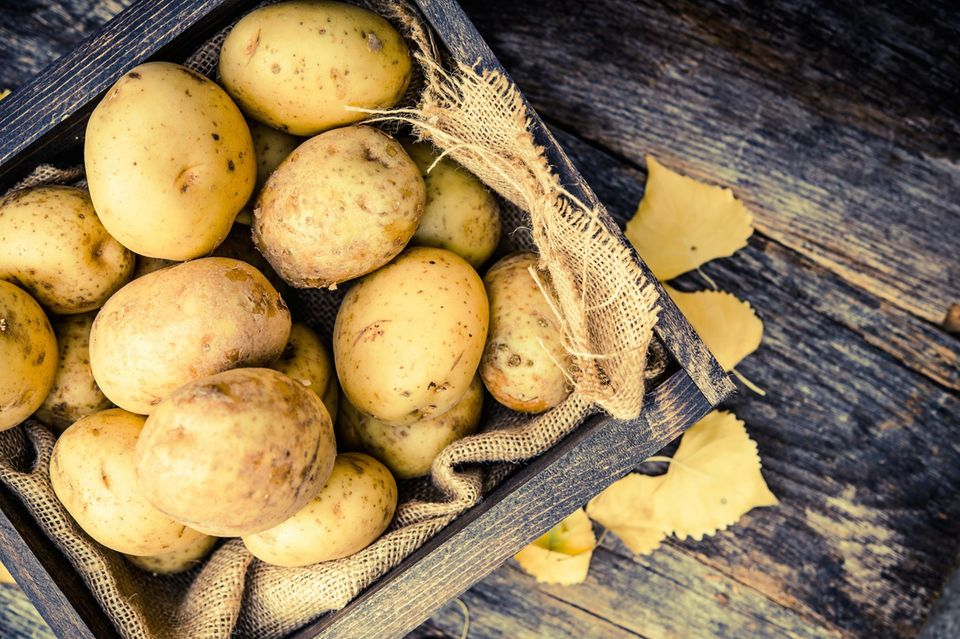 Power-Gemüse: Kartoffeln