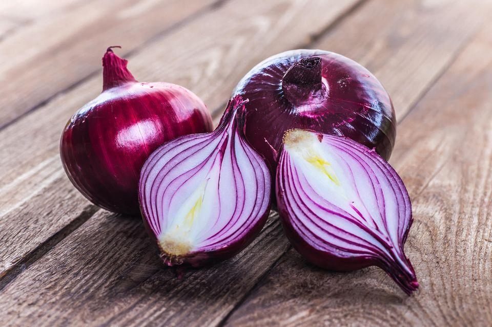 Power-Gemüse: Zwiebeln