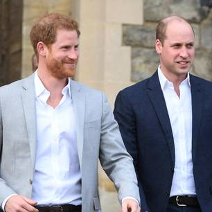 Prinz Harry & Prinz William