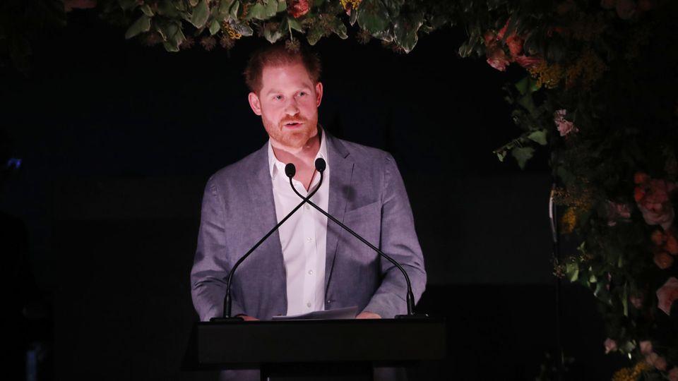 Megxit komplett: Prinz Harry ist wieder in Kanada