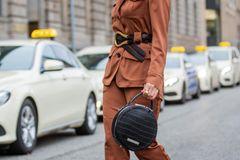Streetstyles Berlin Fashion Week: Füsün Lindner