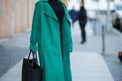Streetstyles Berlin Fashion Week: Gitta Banko