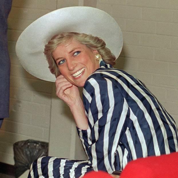 Prinzessin Diana: Geheimnis ihres frischen Teints